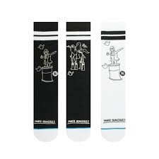 Gonzales Flag Shell Mens Mark Gonzales Socks Stance