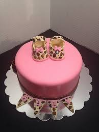 baby shower cakes awesome pink zebra print baby shower cakes