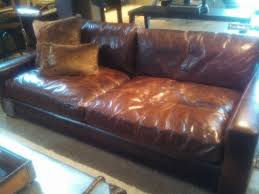 extra deep leather sofa deep leather couch super comfy basement pinterest djenne homes