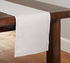 Extra Wide Table Runners Tablecloths U0026 Table Runners Pottery Barn
