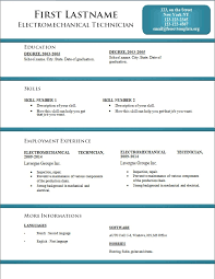most current resume format best resume example