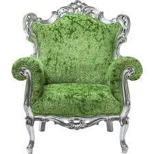 kare design sessel sessel posh silber grün kare design