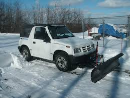 chevy tracker convertible used plow for a chevy tracker page 2 redflagdeals com forums