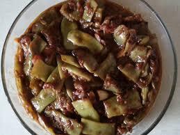 recettes cuisine marmiton haricots plats coco à l huile d olive recette libanaise