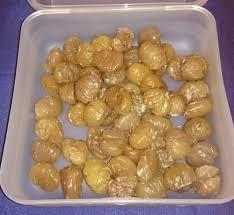 cuisiner les marrons frais marrons glacés faciles recette de marrons glacés faciles marmiton