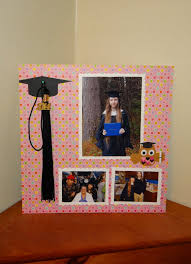 graduation frames with tassel holder s craft a week another graduation photo frame and
