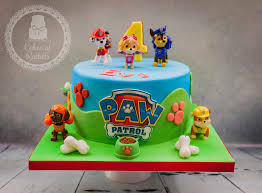 Cool Halloween Birthday Cakes by Best 25 Paw Patrol Cake Ideas On Pinterest Paw Patrol Birthday