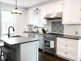 modern farmhouse kitchen cabinets white 30 gorgeous small farmhouse kitchen ideas for 2021