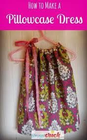 pillowcase dress pattern sew baby juvie moon kiera dress