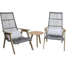 Wicker Armchair Outdoor Modern Wicker Rattan Outdoor Lounge Chairs Allmodern