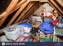 attic storage stock photos u0026 attic storage stock images alamy