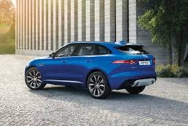 the fast and the functional jaguar f pace will get 550hp svo