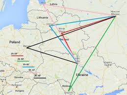 minsk russia maps the ukraine crisis will turn minsk into a regional airline hub