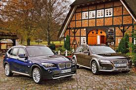 audi a4 allroad 2004 bmw x1 and audi a4 allroad side by side clublexus lexus forum