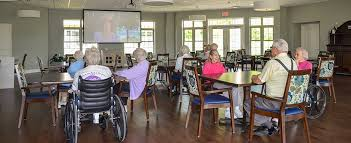 Senior Nursing Home  Assisted Living Facility Oxford OH - Retirement home furniture