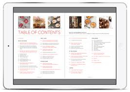 cookbook table of contents new dessert cookbook sweet spot food nouveau