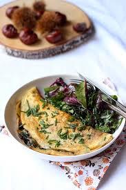 cuisiner trompettes de la mort omelette aux trompettes de la mort gourmandiseries