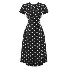1940s dresses hell bunny madden 1940s dress dresses starlet vintage