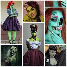 pin up halloween costume