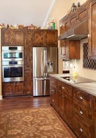 kitchen lovely rustic shaker kitchen cabinets fine decora