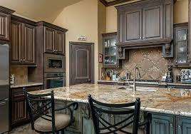 distressed look kitchen cabinets painting kitchen cabinets black distressed faced