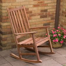 belham living richmond heavy duty outdoor wooden rocking chair
