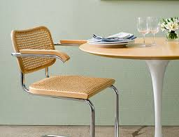 marcel breuer dining table cesca chair with saarinen table for the home pinterest