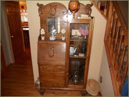 antique curio cabinet with curved glass antique curio cabinets with curved glass cabinet gallery