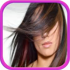 how to see yourself in a different hair color perfect mirror change your hair on the app store