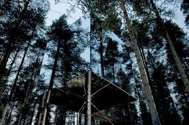 mirror cube tree houses for the stylish miss v viola