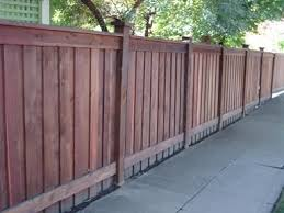 Types Of Fencing For Gardens - cheap fence ideas eichler fence ideas mid century modern