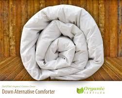 Heavy Down Alternative Comforter Organic Down Alternative Comforter