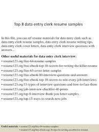 order entry clerk sample resume unforgettable data entry clerk