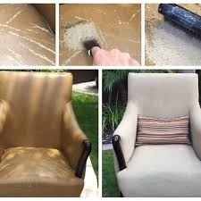 Leather Sofa Refinishing Bonded Leather Peeling Repair Chair Fix Youtube