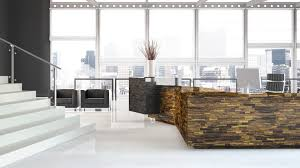 Luxury Reception Desk Tiger U0027s Eye And Blue Tiger U0027s Eye Office Stone Smiths