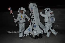 Toddler Astronaut Halloween Costume Cool Endeavor Astronauts Costumes