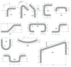 pipe bending templates simplify your quote request for custom bending