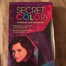 demi lovato hair extensions 71 secret color accessories demi lovato secret color purple
