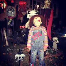 Chucky Halloween Costume Kids Coolest Chucky Costume 3 Boy Chucky Costume