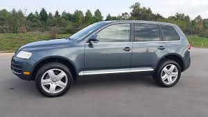 volkswagen touareg blue sold 2006 volkswagen touareg 4 2l v8 85k all wheel drive 19