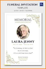 funeral phlet ideas great funeral templates free contemporary resume ideas bayaar info