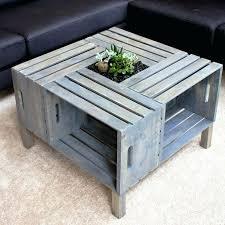 Cool Cheap Coffee Tables Diy Wood Coffee Table Jamiltmcginnis Co