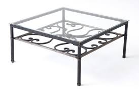 Black Rod Iron Patio Furniture Beauty Wrought Iron Coffee Table U2013 Black Wrought Iron Coffee Table