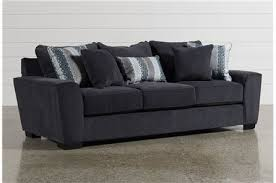fabric sofas free assembly with delivery living spaces