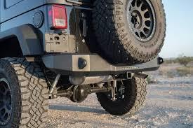 jeep jk 3rd brake light ici rbm13jpn rear bumper with 3rd brake light jeep wrangler jk 2007 2018