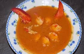 cuisiner homard surgelé bisque de homard recette dukan pl par fanie37 recettes et forum