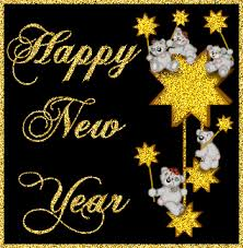 happy new year moving cards happy new year glitter gifs picgifs