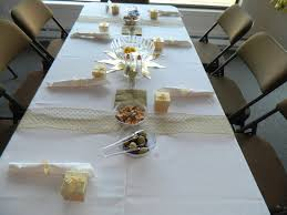 Anniversary Table Centerpieces by 50th Wedding Anniversary Decorations Ideas Design Ideas U0026 Decors