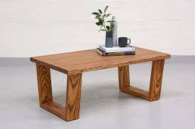 Timber Coffee Tables Modern Furniture Custom Made Adelaide