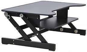 height adjustable desk amazon com